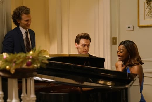Seventh Floor Singers - Madam Secretary Season 4 Episode 9