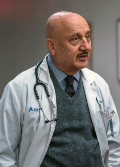 Kapoor's Service - tall  - New Amsterdam Season 2 Episode 7