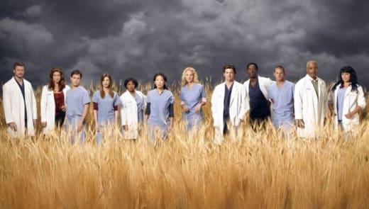 Grey's Anatomy Cast: Season 3