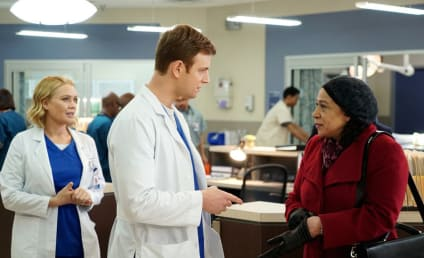 NBC Shuffles Fall Schedule: Chicago Med to Fall, Heartbreaker to Midseason