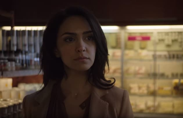 Clare Gets a Verbal Slap - Counterpart Season 1 Episode 6
