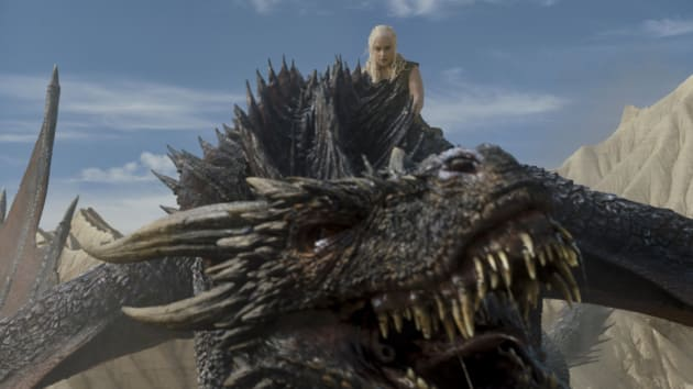 Drogon is Back - Game of Thrones