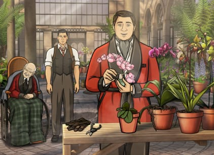Watch Archer Season 8 Episode 4 Online