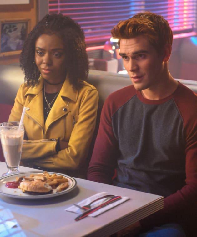 Josie and Archie - Riverdale Season 3 Episode 14