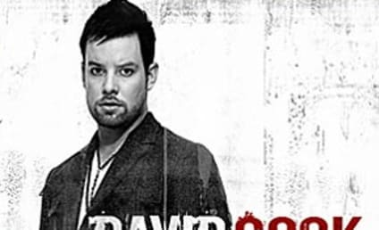 David Cook Album Cover, Track List