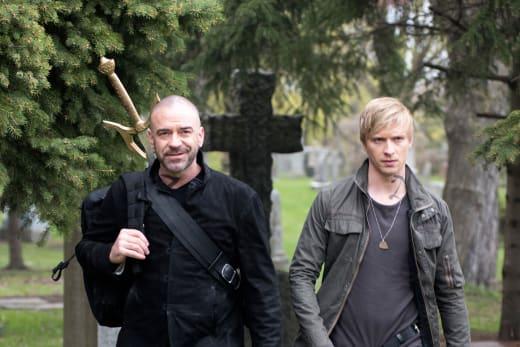 Like Father, Like Son - Shadowhunters Season 2 Episode 19