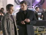 Ryan and Castle Scene