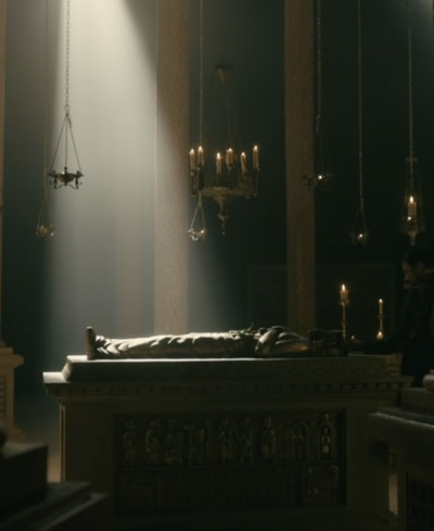 Oleg and His Dead Wife - Vikings Season 6 Episode 14