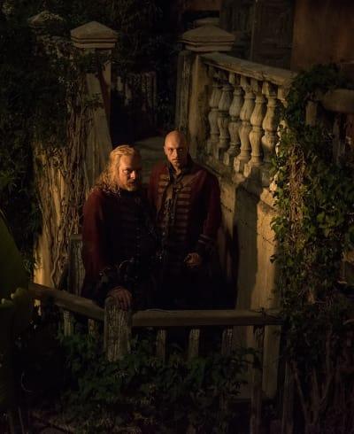 Captain Berringer - Black Sails Season 4 Episode 2