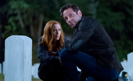 Arlington Cemetery - The X-Files Season 11 Episode 2