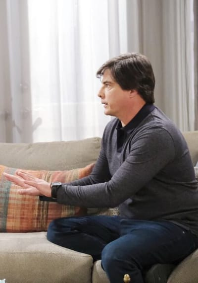 Lucas Wants Another Chance / Tall - Days of Our Lives