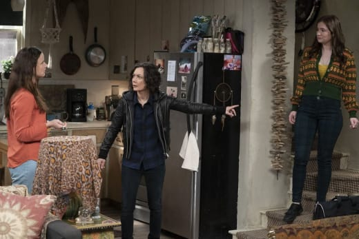 Darlene is not happy - The Conners Season 1 Episode 2