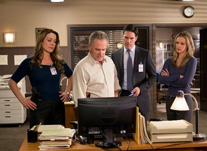 Watch Criminal Minds Season 8 Episode 20 Online
