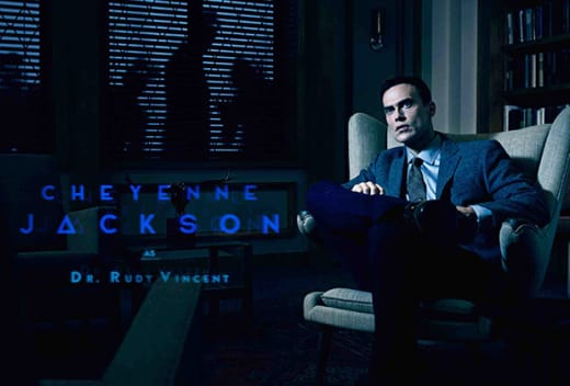 Cheyenne Jackson as Dr. Rudy Vincent - American Horror Story