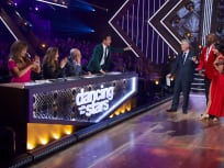 The Judges Decide - Dancing With the Stars