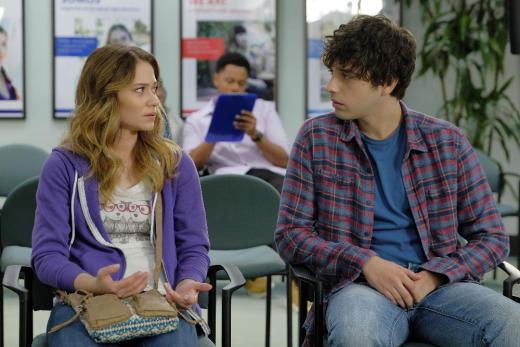A Secret Between Friends - The Fosters Season 4 Episode 15