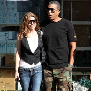 Chris Ivery With Ellen Pompeo
