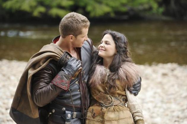 When Charming Met Snow...