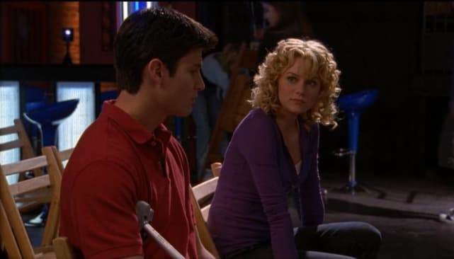 Peyton and Nathan - One Tree Hill
