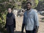 An Unusual Threat - Fear the Walking Dead