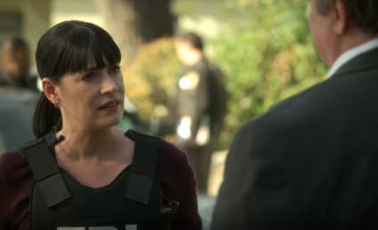 Criminal Minds Sneak Peek: Prentiss Has a New Job -- And it Sucks!!!