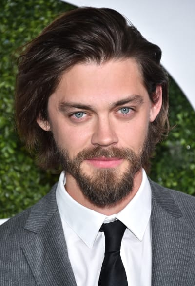 Tom Payne Attends GQ Event
