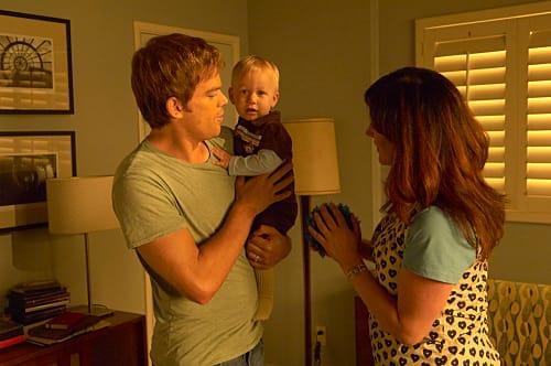 Dexter and Nanny