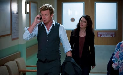 The Mentalist Review: Is He Red John?