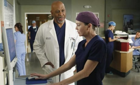 Lonely Meredith - Grey's Anatomy Season 11 Episode 11