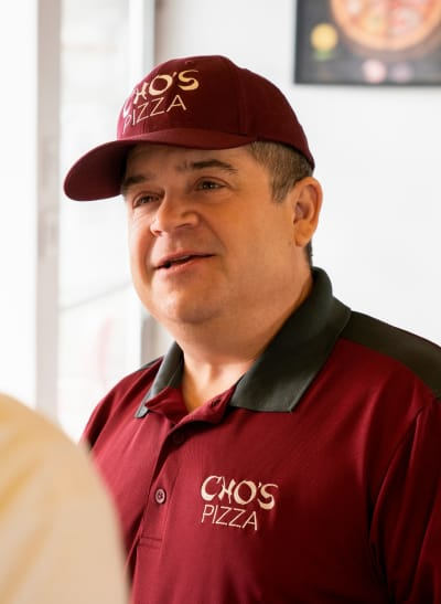 Patton Oswalt is Penn Epner the Pizza Guy - Veronica Mars