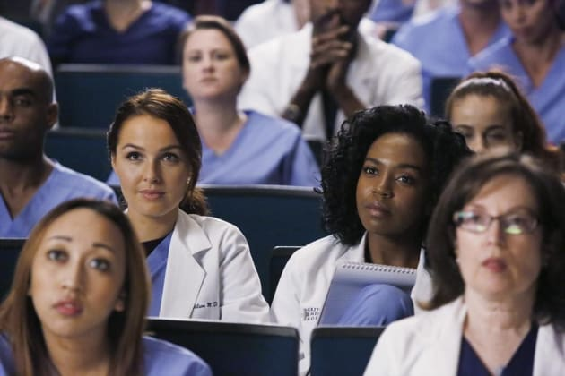 Paying Attention - Grey's Anatomy Season 11 Episode 13