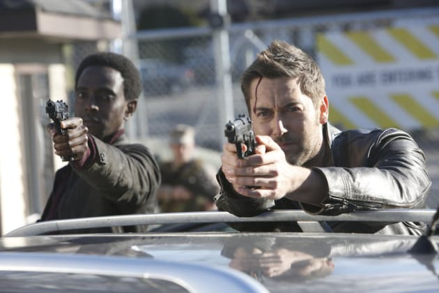 Bang, Bang - The Blacklist: Redemption Season 1 Episode 2