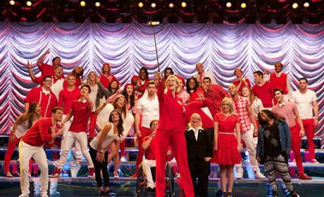 Take A Bow - Glee Season 6 Episode 13