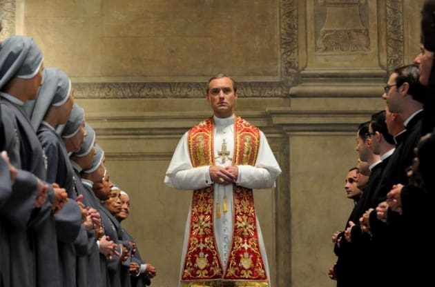 Lenny - The Young Pope Season 1 Episode 1