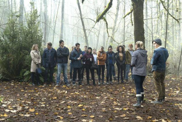 The Search Party Commences - Riverdale Season 1 Episode 7