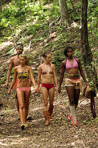 Kelly S, Sash, Alina and NaOnka