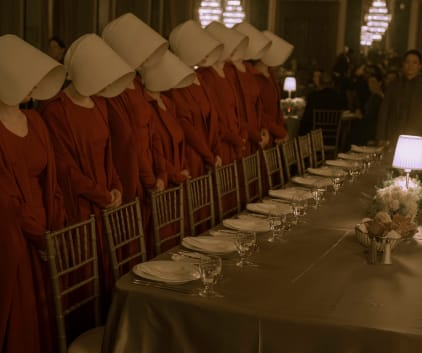It's a Party!! - The Handmaid's Tale