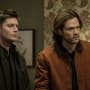 Sam and Dean have something to say - Supernatural Season 12 Episode 19