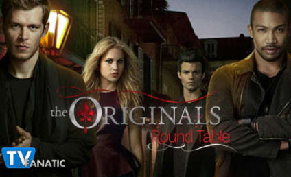 "The Originals Round Table: ""Farewell to Storyville"""