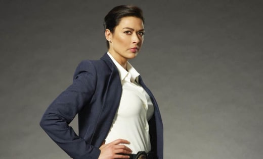 Detective Christine Rollins