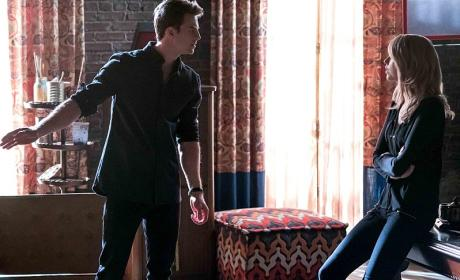 Sibling Rivalry? - The Originals