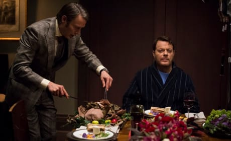 Is Will one step ahead of Hannibal's design?