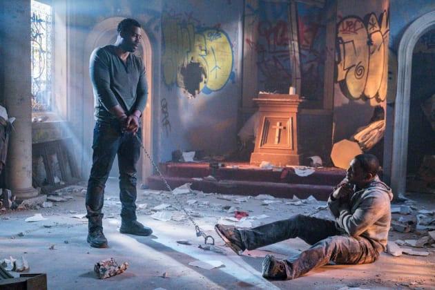Kevin Held Hostage - Chicago PD Season 5 Episode 12