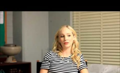 Candice King on Seven Seasons of Caroline Forbes