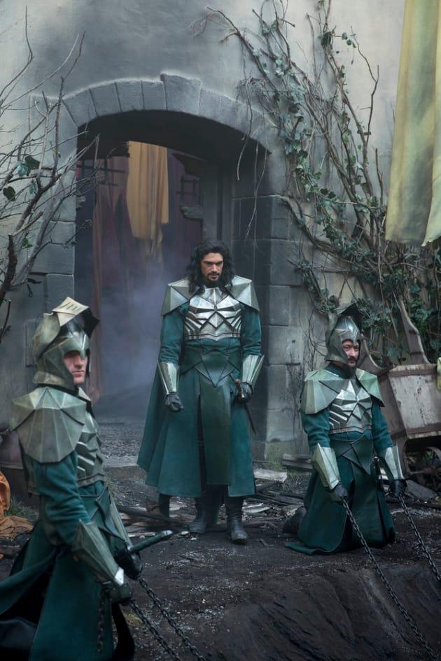 A Conflicted Eamonn - Emerald City Season 1 Episode 7