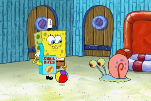 Gary the Snail - SpongeBob SquarePants