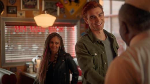 The Diner - Riverdale Season 5 Episode 4