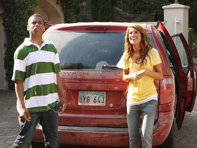 Dixon and Annie