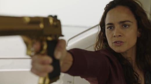 The Gold Gun - Queen of the South Season 2 Episode 1