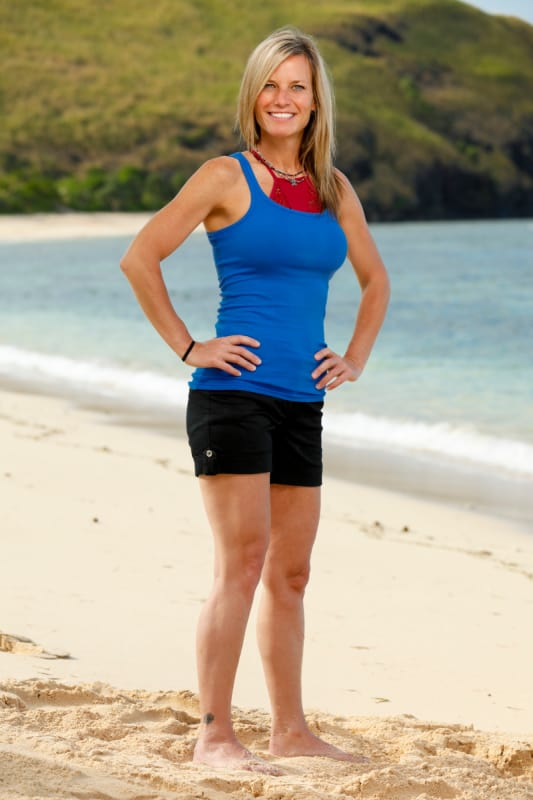 Angela Perkins - Survivor